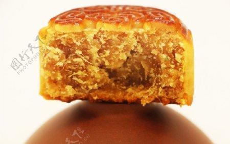 中秋月饼广式图片