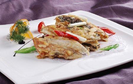 豫菜香煎鱼嘴图片