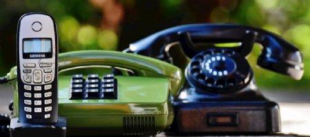 老式电话手机图片