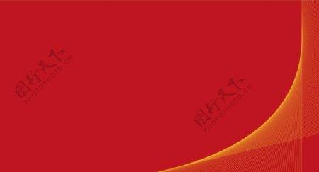 大气红底图片