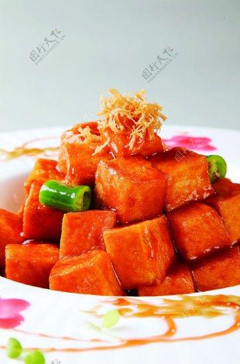 特色菜总督豆腐图片