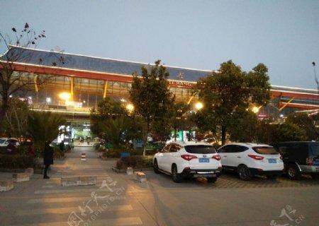 丽江机场图片