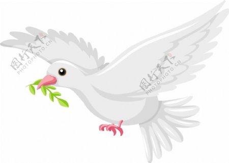 卡通小鸟图片