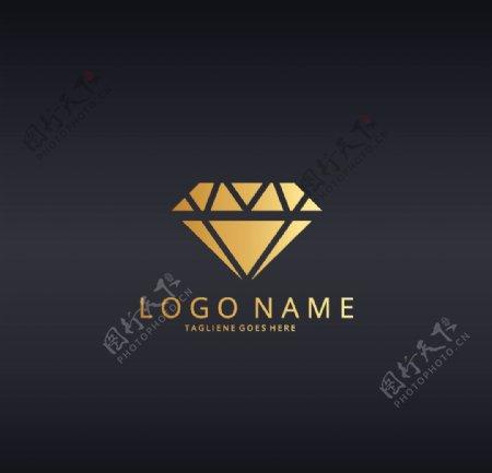 金色商标设计图片