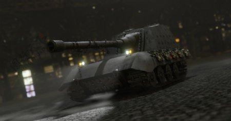 坦克武器军事背景图片
