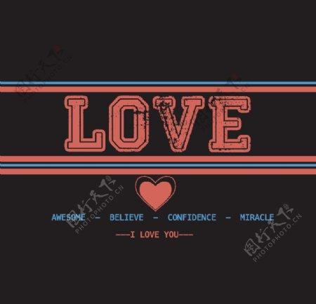 字母设计英文设计排版设计图片