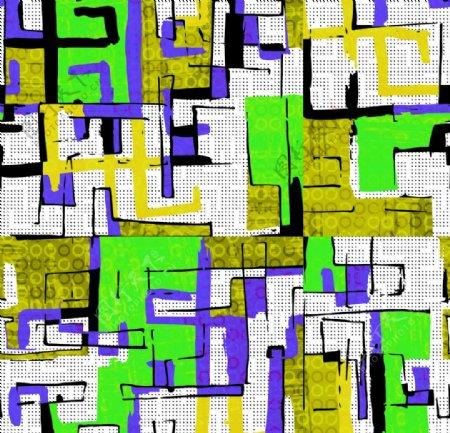 线条抽象图案图片