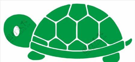 车贴乌龟图片