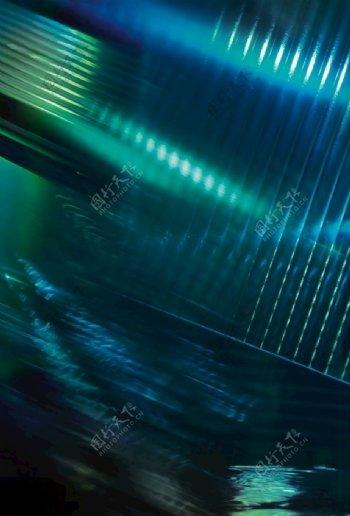 科技感绿色背景图片