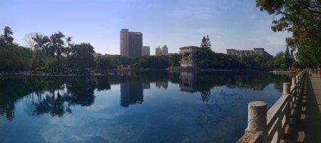 广西大学图片