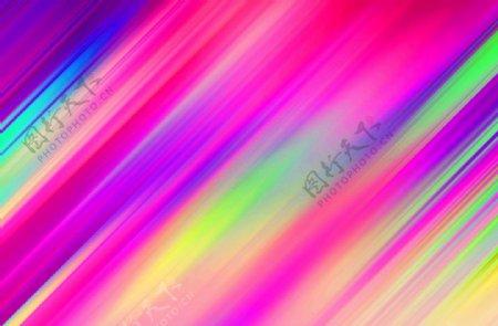 彩虹渐变图片