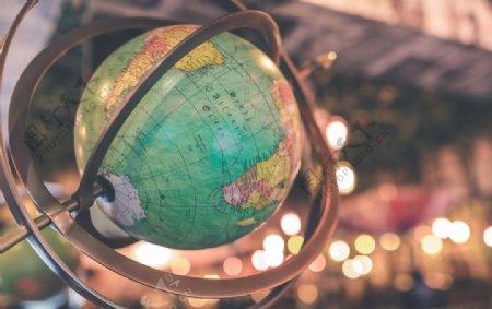 地球仪图片