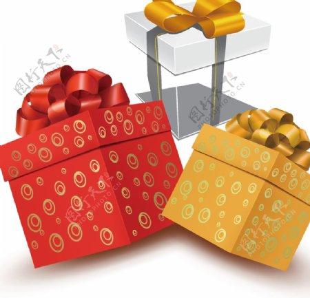 礼盒和礼物图片