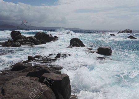 海边大海图片