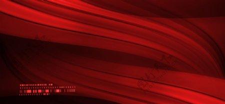 红色时尚背景图片