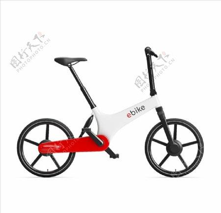 C4D3DMAX模型电动自行车图片