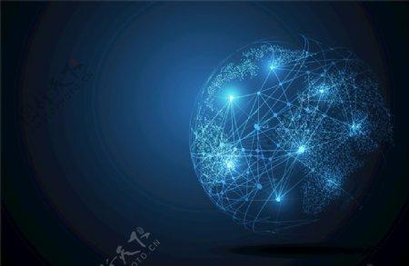 网络通讯5G通信EPS素材图片