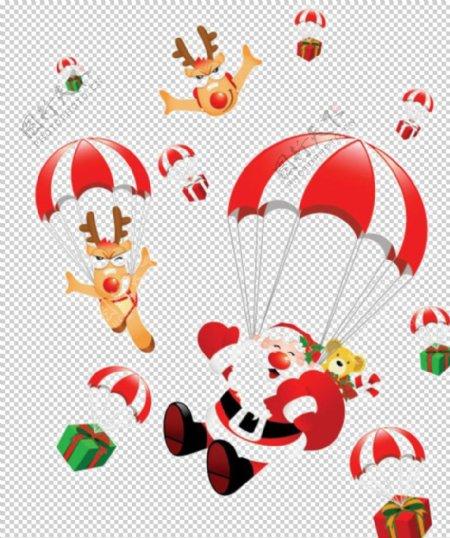 圣诞元素创意设计图片