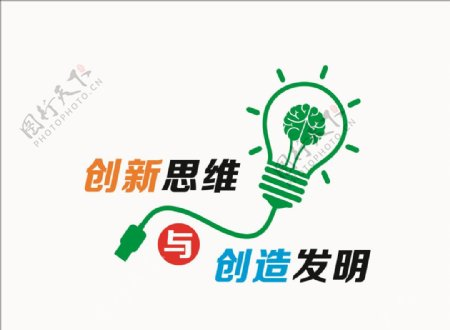 创新思维创造发明图片