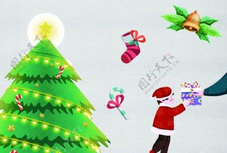 圣诞素材圣诞节派对图片