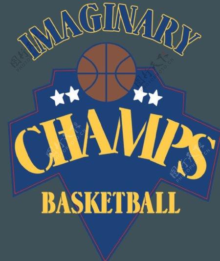篮球字体T恤裁片图片