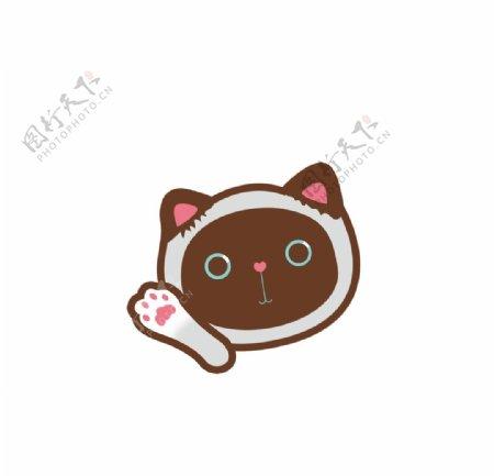 猫咪表情包图片