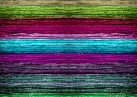 彩色木板图片