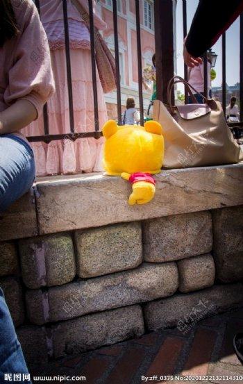 迪士尼可爱日本东京图片