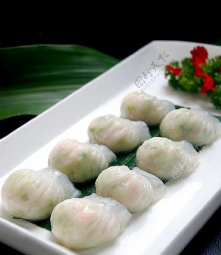 水晶饺图片