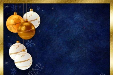 圣诞节日背景图片
