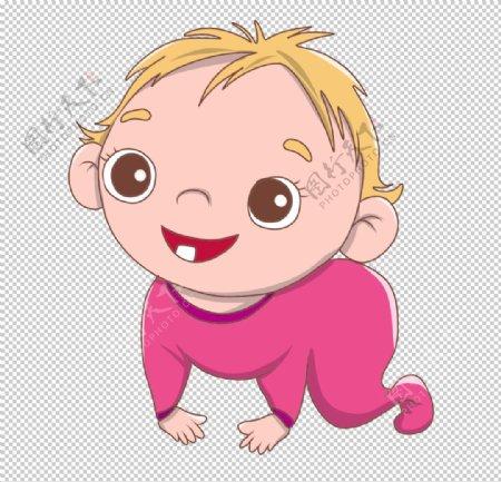 可爱宝宝卡通宝宝手绘宝宝图片