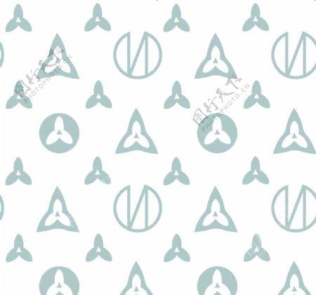 几何花型图片
